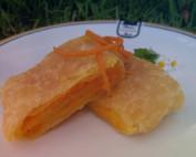Štrudle od mrkve - Restoran Gradina Josipdol